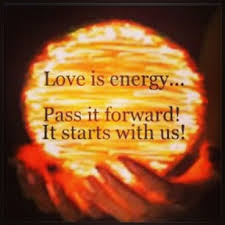 love is energy